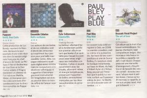 Mad, 21.5.2014, Jean-Claude Vantroyen