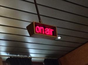 21.4.2014 Radio Centraal, Antwerpen